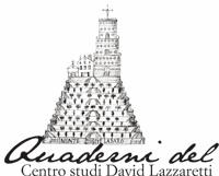 I quaderni del centro studi david lazzaretti