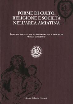 Forme di culto, religione e società nell'area amiatina