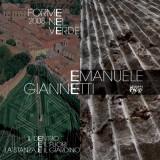 Emanuele Giannetti · Il dentro e il fuori, la stanza e il giardino