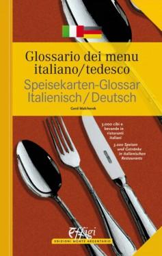 Glossario dei menù italiano/tedesco