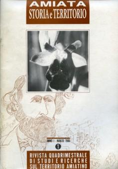 Amiata Storia e Territorio n.1