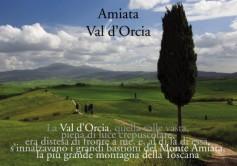Amiata e Val d'Orcia