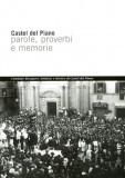 Castel del Piano · Parole, proverbi e memorie