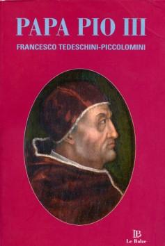 Papa Pio III · Francesco Tedeschini-Piccolomini