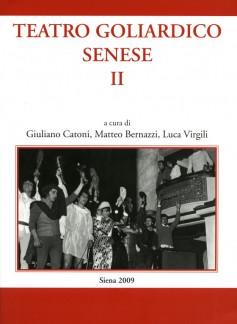 Teatro goliardico senese II
