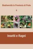 Biodiversità in Provincia di Prato 6 · Insetti e ragni