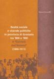 Realtà sociale e vicende politiche in provincia di Grosseto tra '800 e '900