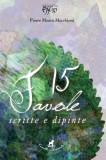 15 favole scritte e dipinte