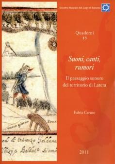 Suoni, canti, rumori · Il paesaggio sonoro del territorio di Latera