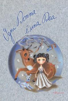 Ogni donna è una dea · Artemide   Diana