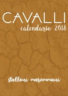 Cavalli · Calendario 2018