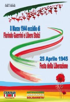 8 marzo 1944 eccidio di Florindo Guerrini e Libero Stolzi