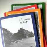 I quaderni ricordo · Castiglione della Pescaia (4 pezzi)
