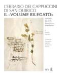 L'erbario dei Cappuccini di San Quirico · Il «volume rilegato»